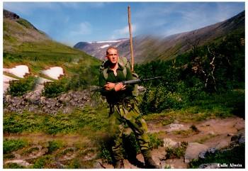 Lapplandsjägare i22 Armens Jägarskola Världens nordligaste elitförband