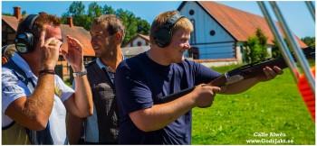 Börja jaga i Sverige