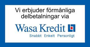 Räntefritt lån till pooltak med Wasa Kredit?