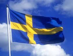 sverige flaga