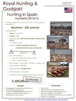 Monteria 200