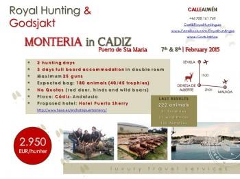 141106 CALLE - MONTERIA 7-8 FEB