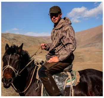 Hästen är ett fantastiskt hjälpmedel i bergen