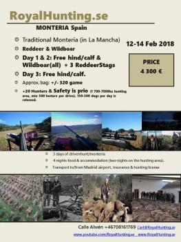 MONTERIA - 12 - 14 feb 2018 Lit ENG