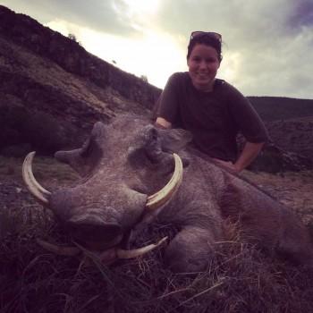 sanne warthog