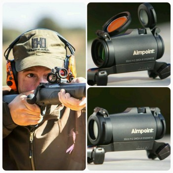 Aimpoint Micro & Blaser