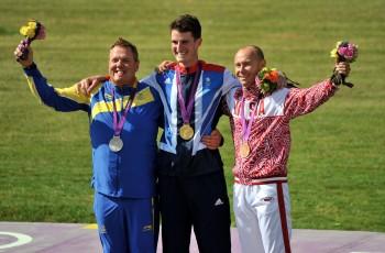 Efter avslutad kurs kan ni fira som när Håkan tog OS Silver till Sverige