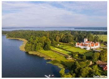 Jägarexamen Lund vackra Bosjökloster mitt i Skåne varje vecka med GodsJakt