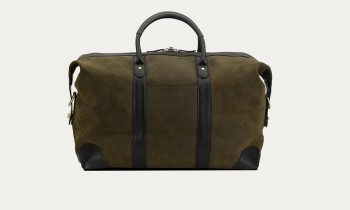 Weekend bag g suede 402905 2