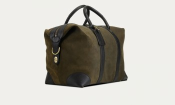 Weekend bag g suede 402905