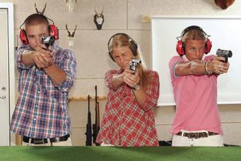 Event pistolskytte
