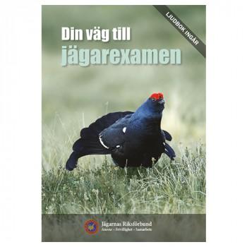 Jägarexamen bok ange rabattkod godsjakt